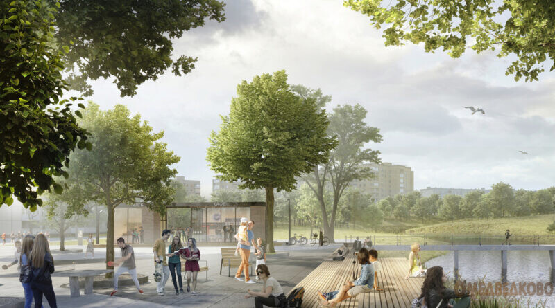 проект яуза парк