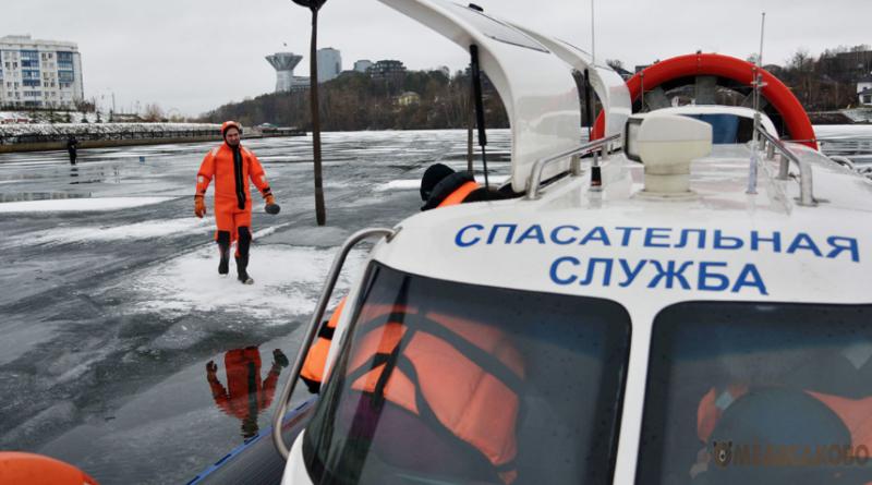 Спасатели на водных объектах работают в усиленном режиме