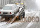 На Студеном проезде эвакуировали автомобили