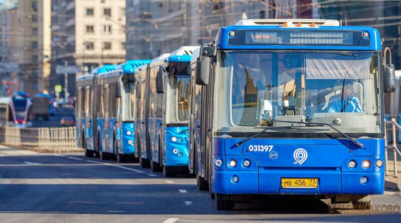 В Медведково объединят автобусные маршруты