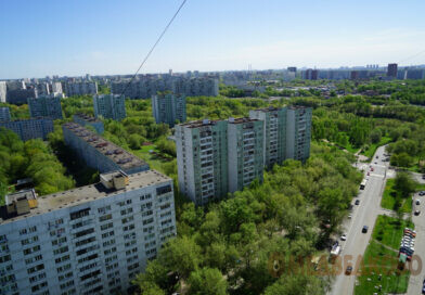 Заповедная улица в Медведково